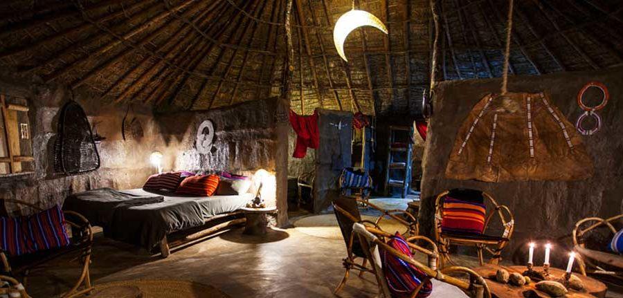 Africa Amini Masai Lodge