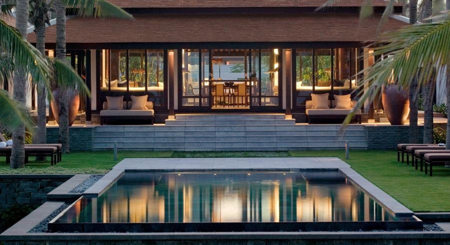 The Nam Hai Pool Villa