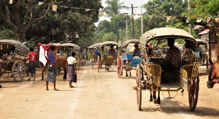 Tips for travel in Myanmar