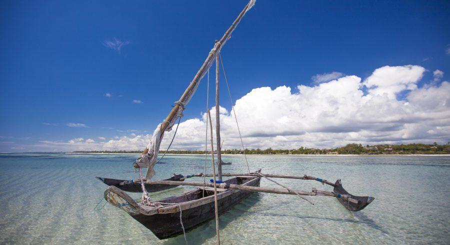 Kenias Küste