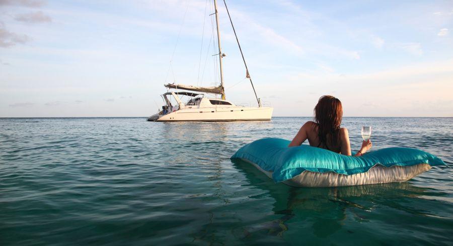 Enchanting Travels India Tours Goa Sailing Catamaran - Things to do in Goa