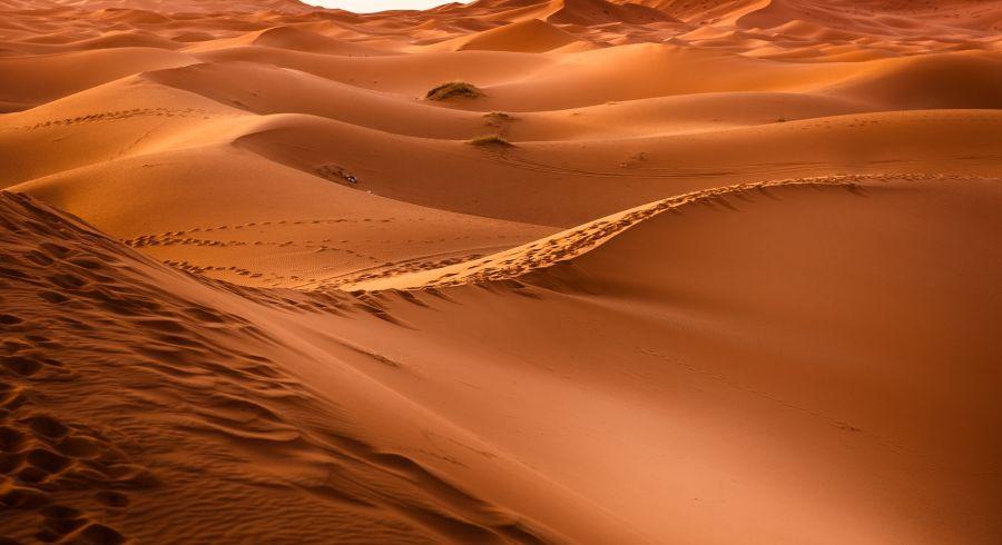 Beste Reisezeit in der Marokko Wüste