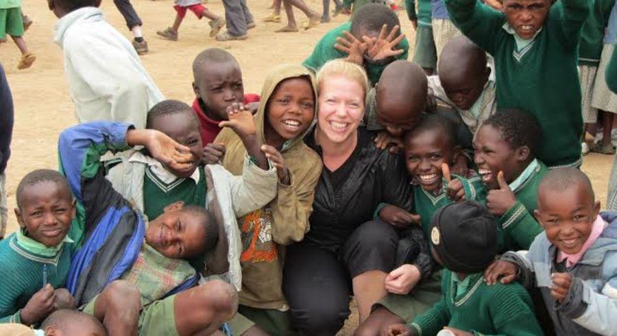 Africa Comunity Participation Danielle Cici
