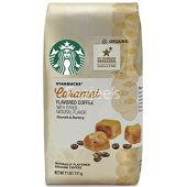 Starbucks Ground Coffee Caramel
