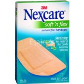 Nexcare Soft N Flex Assorted Color Bandages