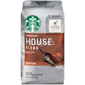 Starbucks House Blend Medium Ground Coffee