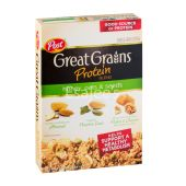 Post   Cereals Great Grain Protein Honey Oats & Seeds