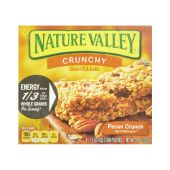 Nature Valley Crunchy Granola Bars Pecan Crunch