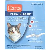 Hartz Flea & Tick Collar For Cats And Kittens