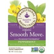 Traditional Medicinals Organic Smooth Move Peppermint Tea