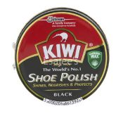 Kiwi Shoes Polish Black