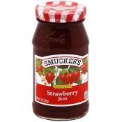 Smuckers Strawberry Seedless Jam
