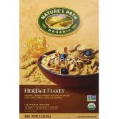 Natures Path Organic Cereal Heritage Heirloom Whole Grains