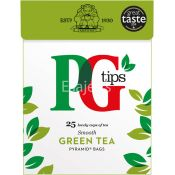 PG Tips Pure Green Tea
