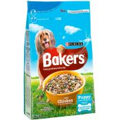 Purina Bakers Puppy Chicken  Dog Foods