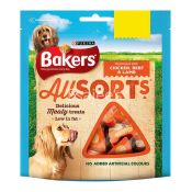 Bakers All Sorts Chicken Beef & Lamb Dog Food,
