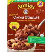 Annies Organic Cocoa Bunnies Cereal