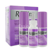 Rogaine Women's Hair Regrowth Treatment Unscented Topical Solution