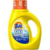 Tide Simply OXI Laundry Refreshing Breeze Detergent