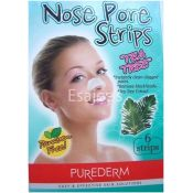 Purederm Tea Tree Botanical Choice Nose Pore Strips