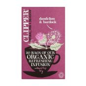 Clipper  Tea Organic Refresh & Infusion dandelion & Burdock