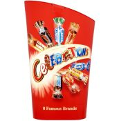 Celebrations  Chocolate Gift Pack 8 Famous Brands