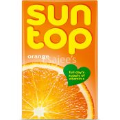 Sun Top Orange Juice - Pack of Six