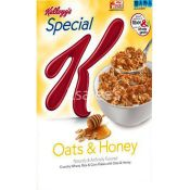 Special K Oats and Honey Cereal