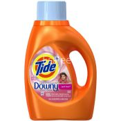 Tide Detergent With A Touch of Downy April Fresh
