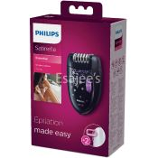Philips Satinelle Essential Compact Epilator HP6422