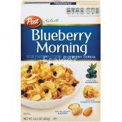 Post Selects Cereal Blueberry Morning