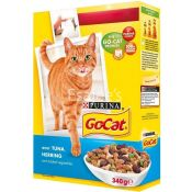 Purina Go Cat Tuna With Herring Cat Food