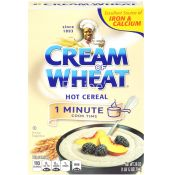 Cream Of Wheat Instant Hot Cereal Enriched Farina