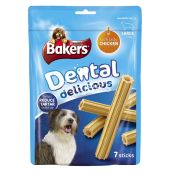 Bakers Dental Delicious low in Fat