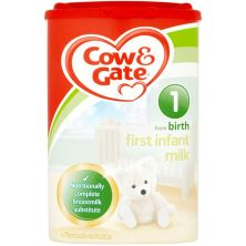 Cow & Gate First Infant Milk from Birth | Stage 1