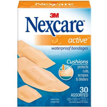Nexcare Waterproof Bandages Review