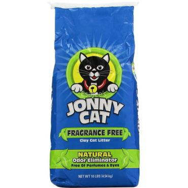 Jonny Fragrance Free Cat Litter