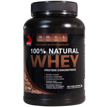 Limitless Whey Protein Powder Chocolate
