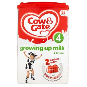 Cow & Gate Growing Up Baby Milk - Stage 4