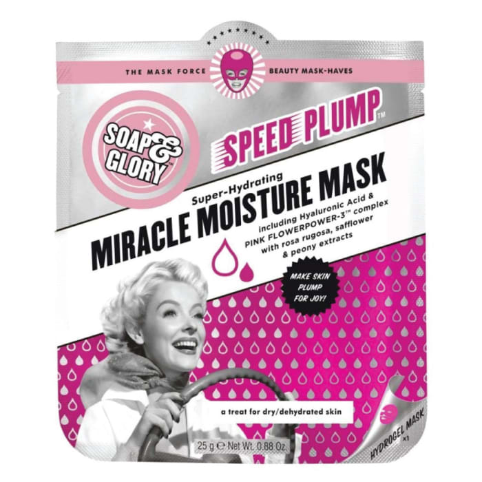 Soap & Glory Speed Plump™ Miracle Moisture Face Mask