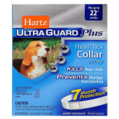 Hartz Ultraguard Plus Flea Tick Collar For Dog