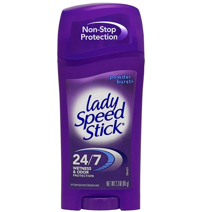Lady Speed Stick Deo Stick None Powder Burst