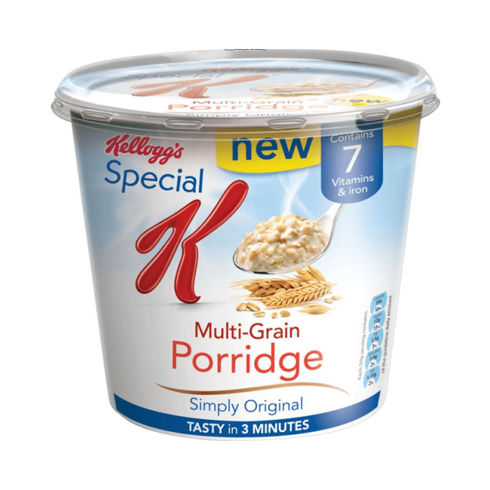 Kellogg's  Special K Multi Grain Simply Original Porridge