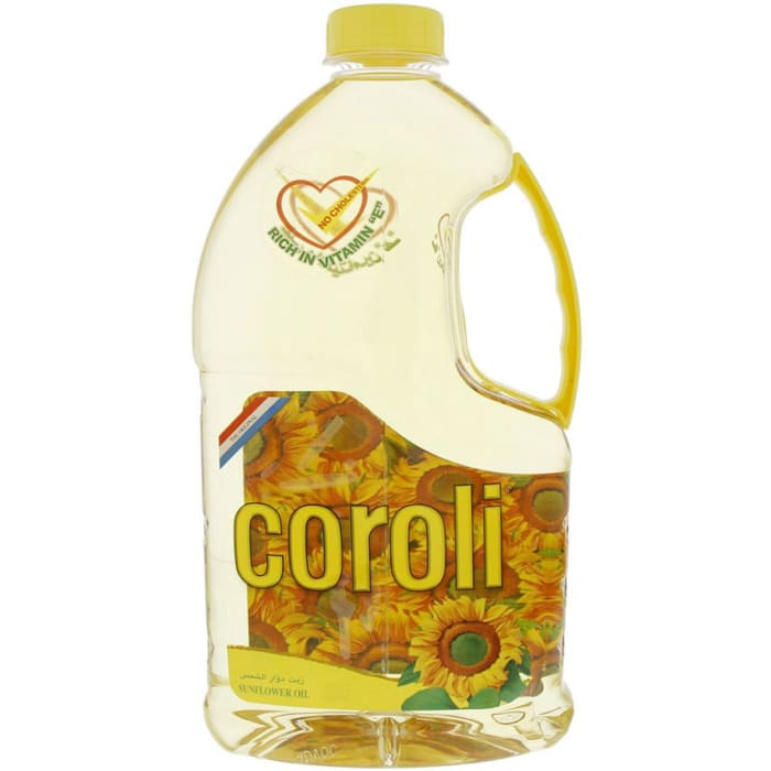 Coroli Sunflower Cooking Oil