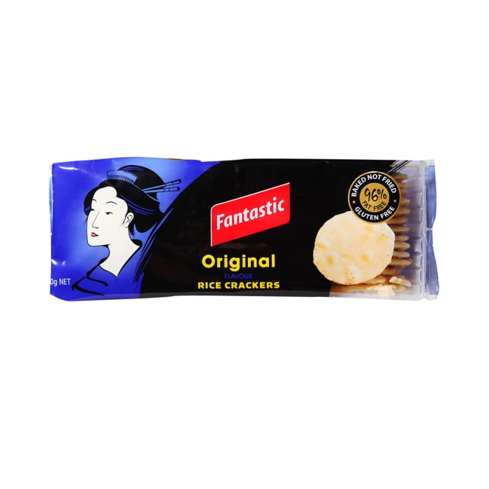 Fantastic Original Flavour Rice Cracker