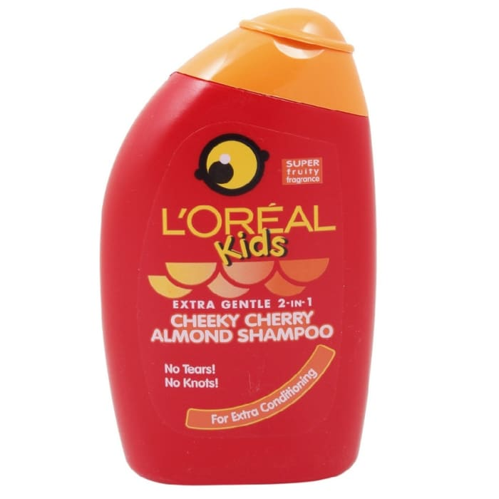 Loreal  Kids Shampo Cheeky Cherry