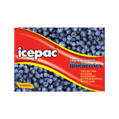 Icepac Frozen Blueberries 300 Grams