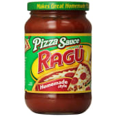 Ragu All Natural Pizza Sauce