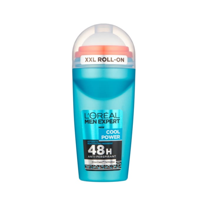 L'Oréal Paris Men Expert Cool Power Roll-On Deodorant