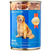 Smart Heart Dog Food Chicken Liver Tin 400g